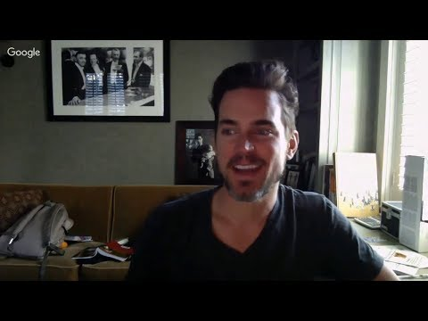 Matt Bomer chats new film 'Walking Out' and secrets of 'American Crime Story: Versace'