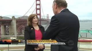 Golden Gate bridge celebrates 75 years