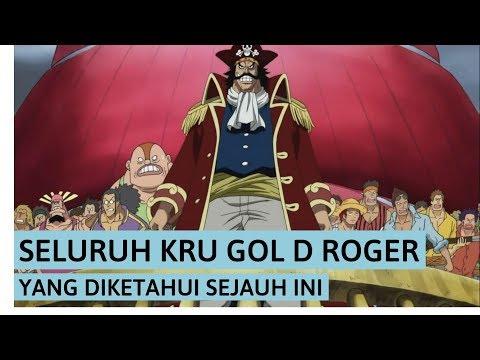 SELURUH KRU GOL D. ROGER Yang Diketahui Sejauh Ini (ch. 876+) | FAKTA & TRIVIA