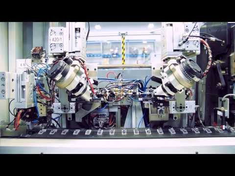 ABB Robotics - Assembly Of ABB Low Voltage Circuit Breakers