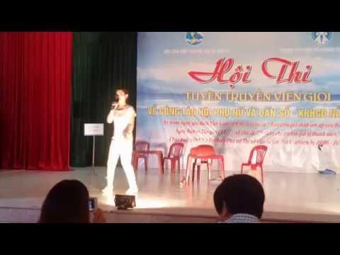"""Hội thi """"Tuyên truyền viên giỏi về công tác hội phụ nữ và dân số - khhgđ năm 2016"""" đon vị P nghi thu"""