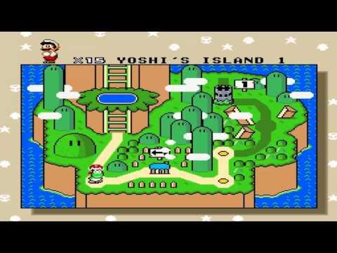 Jogos da minha infância – Super Mario World