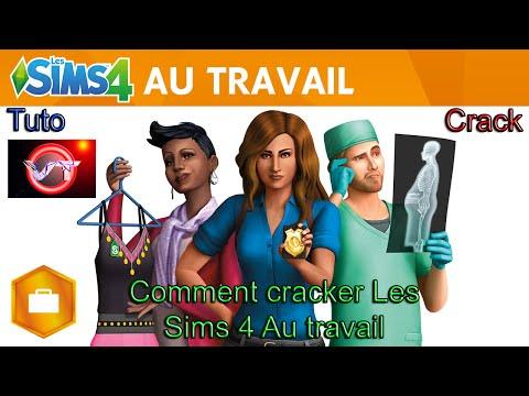 (Crack) Comment Cracker Les Sims 4 Au Travail ! (1.5)