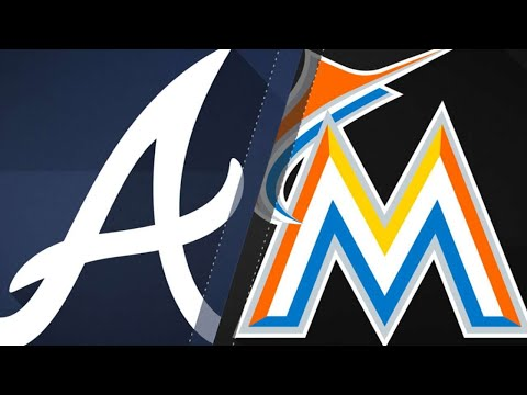 Albies, Freeman power Braves past Marlins: 5/10/18