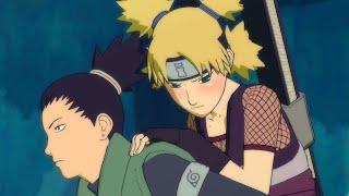 Naruto Shippuden Ultimate Ninja Storm 4 - Shadow & Wind | Shikamaru x Temari Moment (1080p)