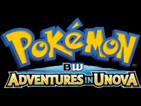 Pokemon - Black & White - Adventures In Unova And Beyond ...