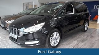 Ford Galaxy 2015 Review(Check out our review of the stylish and comfortable Ford Galaxy. Like Evans Halshaw on Facebook: http://facebook.com/evanshalshaw Follow Evans Halshaw ..., 2015-08-21T16:19:10.000Z)