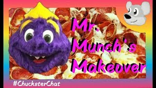 THE RETURN OF WALKAROUNDS?!! - Mr. Munch's Makeover ~ #ChucksterChat