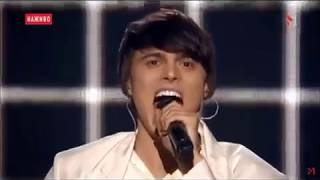 ALEKSEEV - Forever (Belarus) Live 2018 Eurovision Song Contest Official