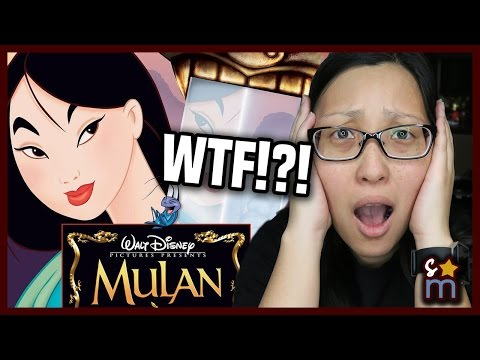 Thumbnail: Disney's Live-Action MULAN Won't Be a Musical?! No Shang?! | Shine On Media