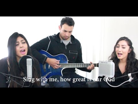 Chris Tomlin - How Great Is Our God - Worship Cover
