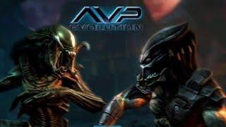 Эволюция чужого против хищника/AVP Evolution