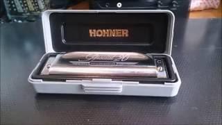 Beginner Harmonica Adventures part 1 - Hohner Special 20 (C major)