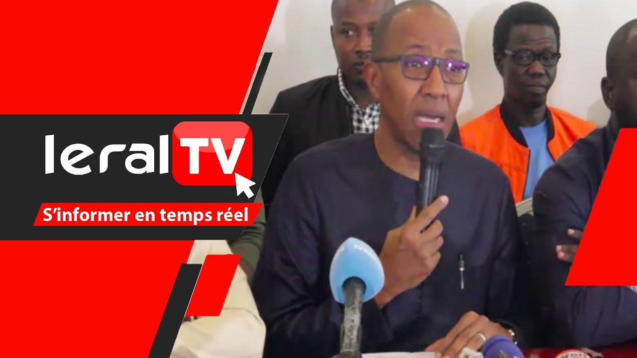 Abdoul Mbaye affirme et réaffirme qu'un deuxième tour est inévitable à la lecture des résultats annoncés