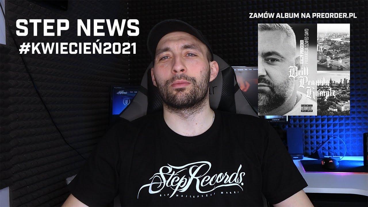 Step News #Kwiecień2021
