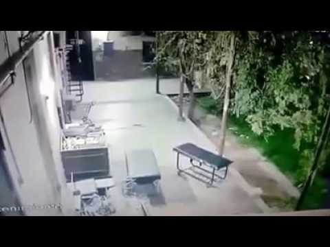 amazing video of asia biggest civil hospital postmortem room at night