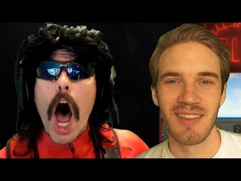 Dr Disrespect BIGGEST RAGE and PewDiePie gets CALLED OUT ♦Best of DrDisrespectLive♦