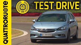 Opel Astra 1.6 Sport Tourer 2016 Test Drive