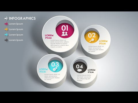 Infographic Tutorial infographic tutorial illustrator cs : Ui Graphic Design Infographic Modern Arrow