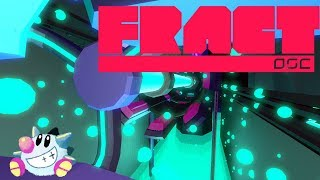 Let's Play Fract OSC | A Neon Rythym Puzzle/Exploration Game!
