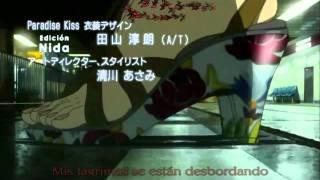 Paradise Kiss - Opening Sub. Español