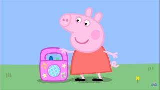 peppa pig likes old town road