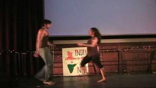 UMASS ISA India Nite 2009 : Liquid Dance (Slumdog music)