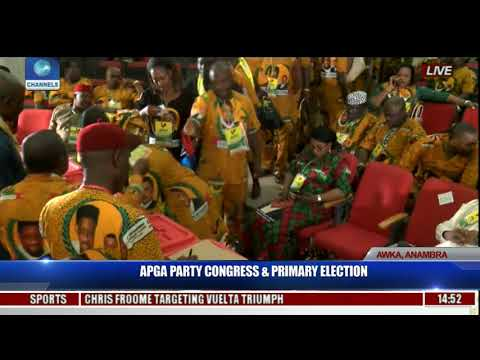 APGA Party Congress & Primary Election Pt.16 | Live Coverage