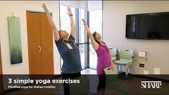 3 simple yoga exercises
