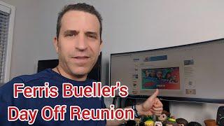 Ferris Bueller's Day Off Reunion