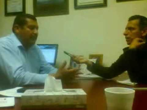 Entrevista de Modesto Torres con Omar de la Vara Radio Sonora