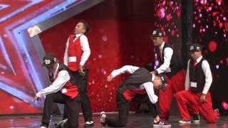 vietnams got talent 2014 - full - nhay poping - tap 03 - milky way