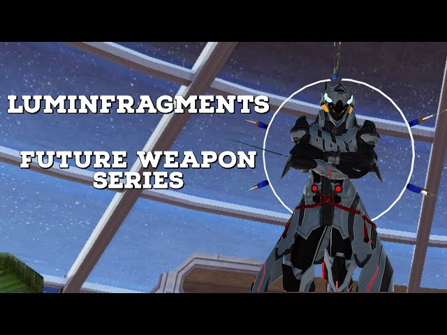Lumifragments And Future Weapons | Phantasy Star Online 2
