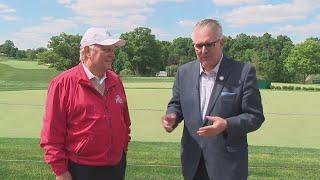 Full Interview: Golf Legend Jack Nicklaus Talks 2021 Memorial Tournament