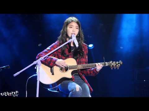 140921 멜로디 포레스트 캠프 아이유(IU) - The Moon Song