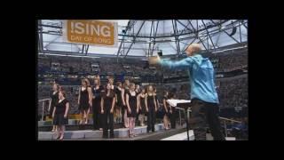 Scala & Kolacny Brothers - Hungriges Herz & Was wir alleine nicht schaffen Day of Song Veltins Arena