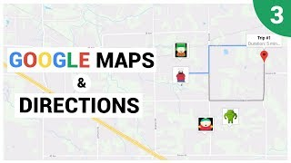 Integrating Google Maps SDK