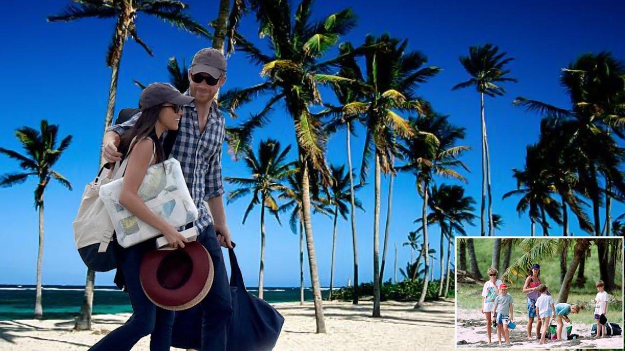 Harry And Meghan Honeymoon Island Of Nevis In Caribbean Is
