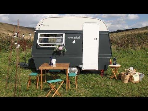 Adorable Vintage Camper