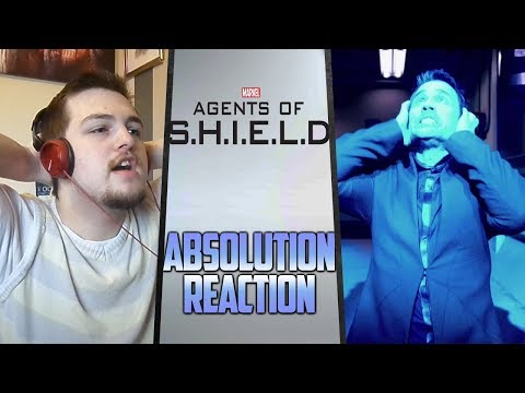 Agents of SHIELD 3x21: Absolution Reaction