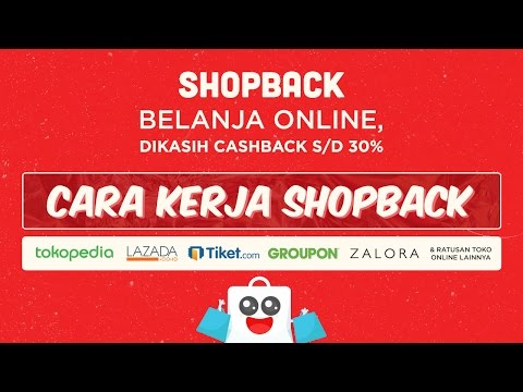 ShopBack.co.id: Belanja Online Dikasih Cashback!