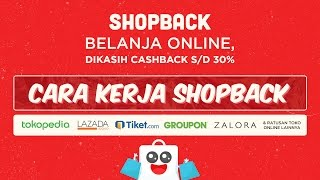 [Promo] SHOPBACK - Cashback Rp 45.000 Belanja Online dimana saja
