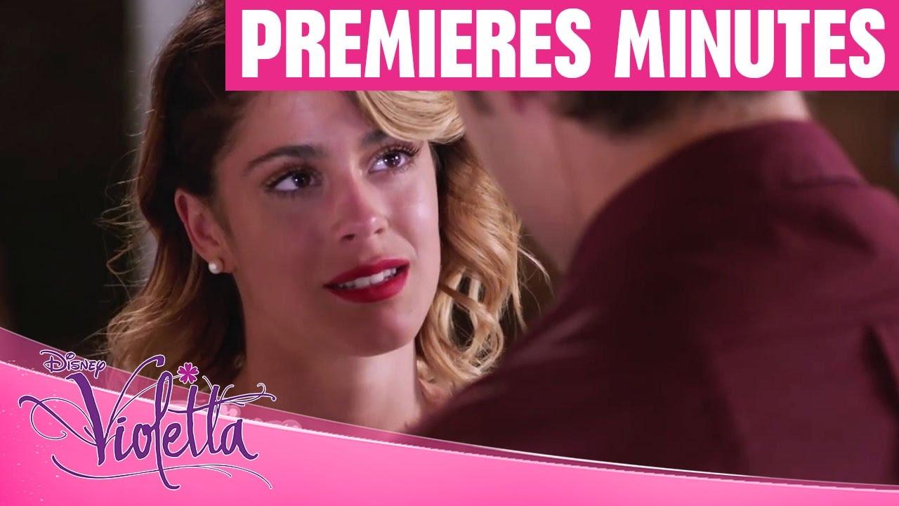 Violetta saison 3 premi res minutes episode 80 youtube - Violetta saison 3 musique ...