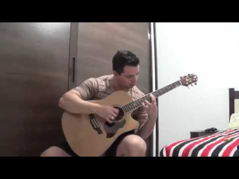 Cybercops - violão - fingerstyle - by Anderson Martins (guitar theme)