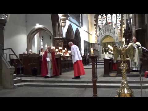 Church Dedications In the Scottish Episcopal Church