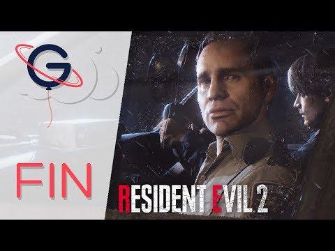 RESIDENT EVIL 2 REMAKE FR | DLC The Ghost Survivors #FIN : Sans Issue