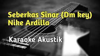 Download Lagu Seberkas sinar 'Dm key' (karaoke akustik) mp3