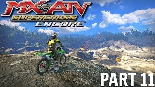 MX vs ATV Supercross Encore! - Gameplay/Walkthrough - Part 11 - Out For A Ride!