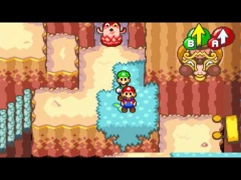 Mario & Luigi: Superstar Saga - Walkthrough - Part 3