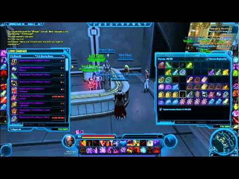 SWTOR PVP how